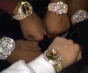 diamonds, luxury, and rich image
