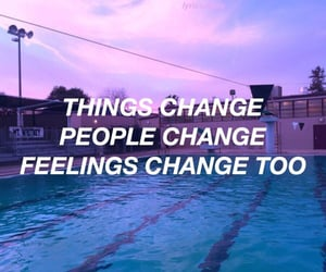 feelings, quotes, and people change image