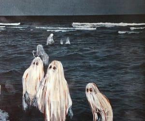 fantasmas, ghost, and pinturas image