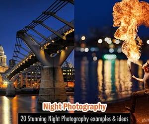 night photography, night photos, and photography image