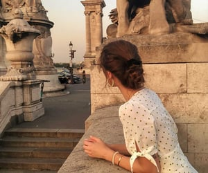 girl, aesthetic, and travel image