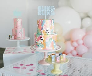 cake decor, edible color, and edible paint image