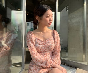 asian, beautiful, and ethereal image