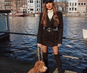 boots, hats, and urban chic image