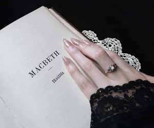 book, macbeth, and shakespeare image