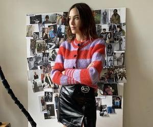 alexa chung, clothing, and designer image