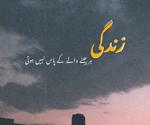 aesthetic, urdu, and poetry image