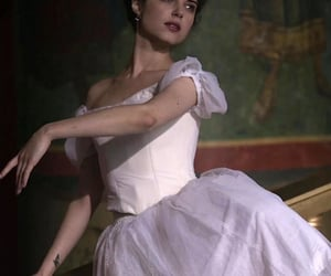 actress, ballet, and dance image