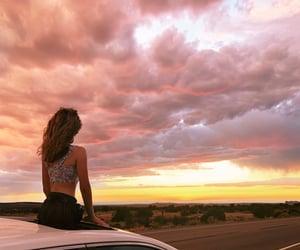 artsy, camping, and car image