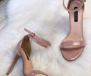 blush sandals image