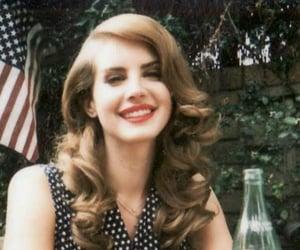 american, cola, and girl image