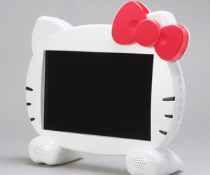 hello kitty and technology image