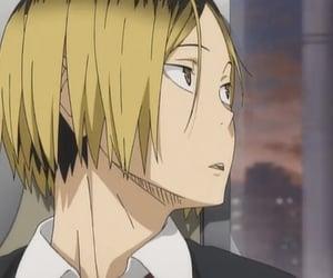 anime, haikyuu, and kozume kenma image