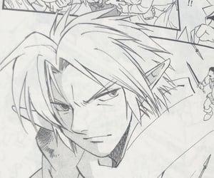 elf, manga, and 2d boys image