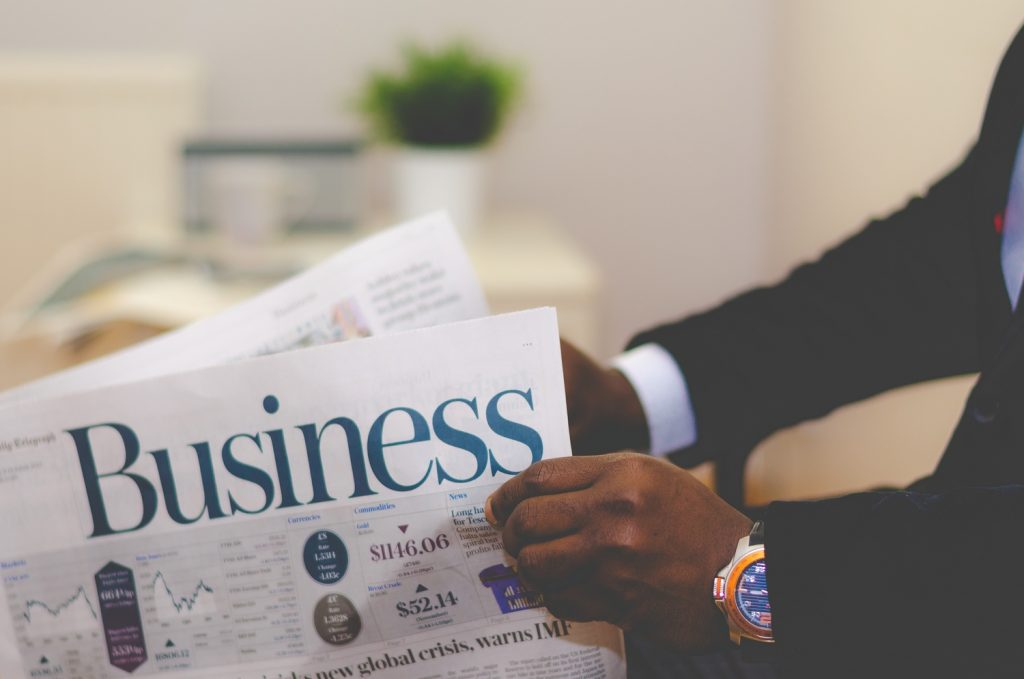 article, moodboard, and business image