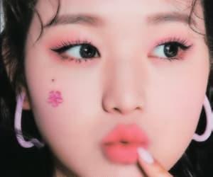 gg, wonyoung, and girl group image