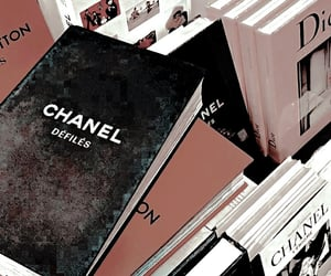 chanel, book, and aesthetic image