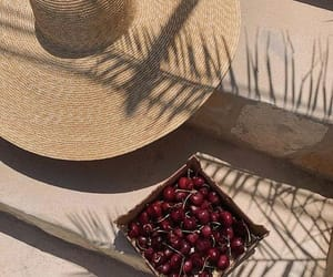 summer and cherry image