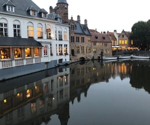amsterdam, netherlands, and river image