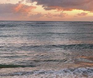 sky, beach, and inspiration image
