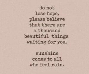 beautiful, hope, and hopeful image
