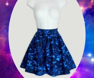 emo, fashion, and galaxy image