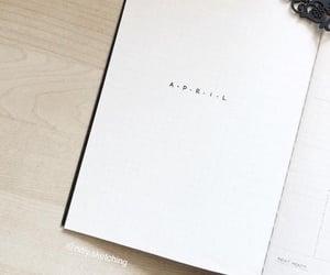 aesthetic, journaling, and minimalism image
