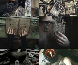 dark, magia, and obscuro image