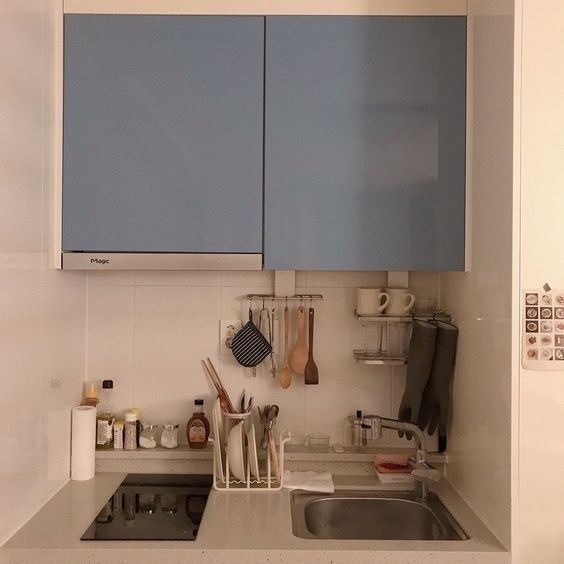 aesthetic and kitchen image