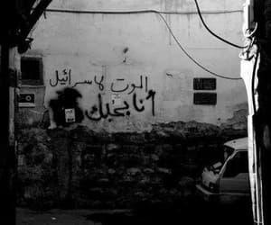 فلسطين, ابيض و اسود, and ابيضً image