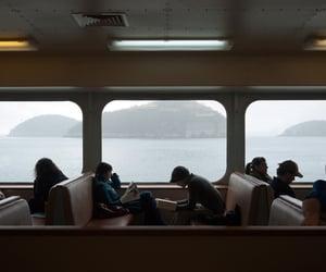 people, tumblr, and train image