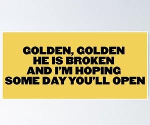 fine line, frases, and golden image