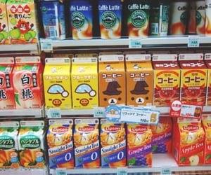 drink, japan, and rilakkuma image