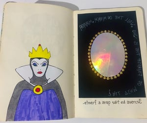 branca de neve, destrua este diario, and snow white image