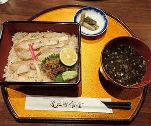 delicious, fish, and japanese food image