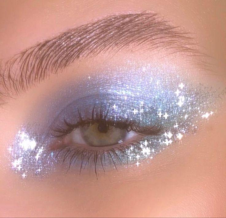 makeup, eye makeup, and aesthetic image