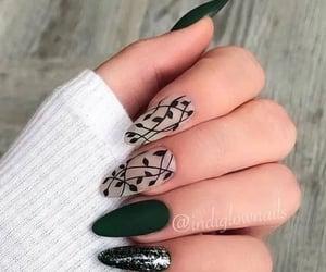 nail art, style, and fashion image