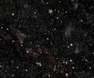 stars, galaxy, and night image
