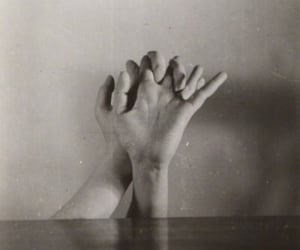 archive, hands, and holding image