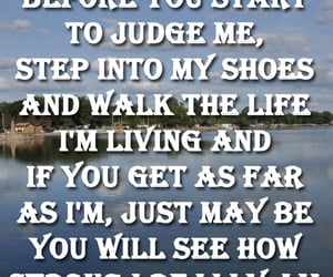 judge, quotes, and quotes on life image