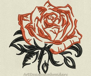 etsy, machine embroidery, and machineembroidery image