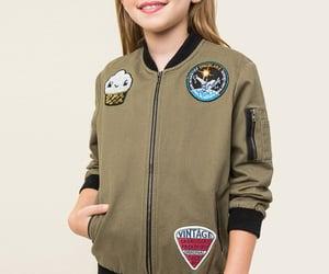 girls bomber jacket, girls jacket, and cotton jackets for girls image