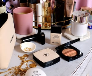 chanel, make-up, and shiseido image