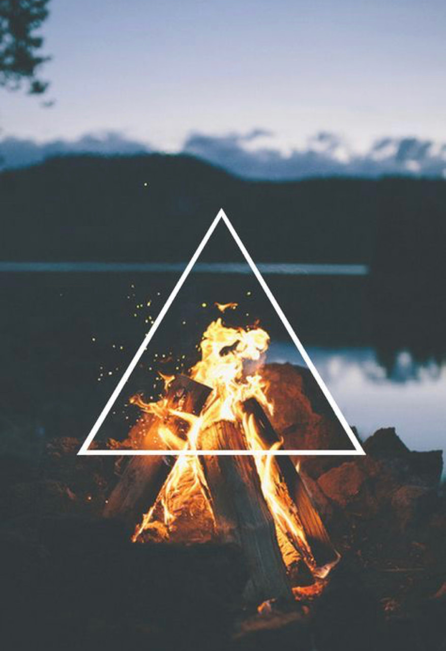 aesthetic, fire, and element image