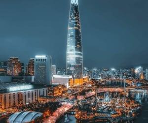 travel, korea, and south korea image