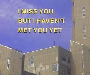 aesthetic, quotes, and i miss you image
