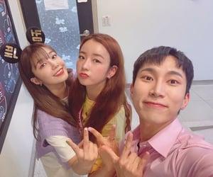 eunji, btob, and kpop image