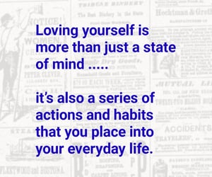 everyday life, habits, and quotes image
