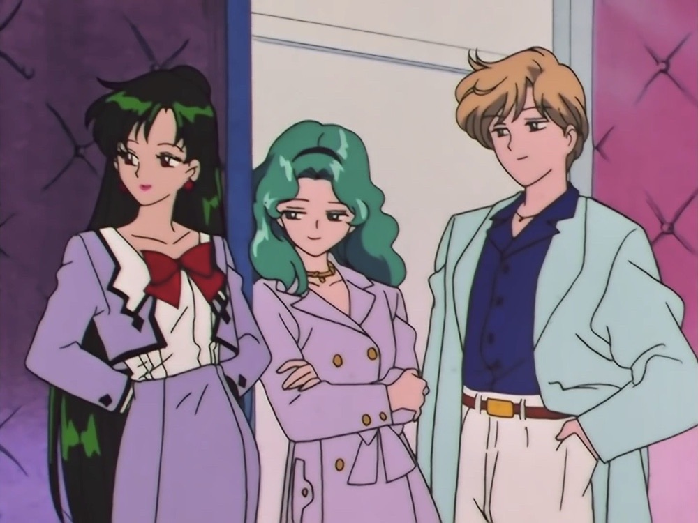 sailor moon, anime, and sailor neptune image