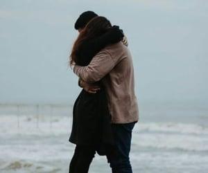 couple, boyfriend, and hug image